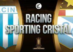 Racing juega en Perú ante Sporting Cristal por la Libertadores