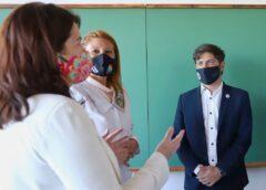 Piden al Gobierno bonaerense garantizar los protocolos sanitarios en el regreso a clases